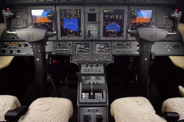 Citation CJ4 cockpit