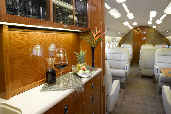 PRIVAIRA F2000 N420LM cabin bar