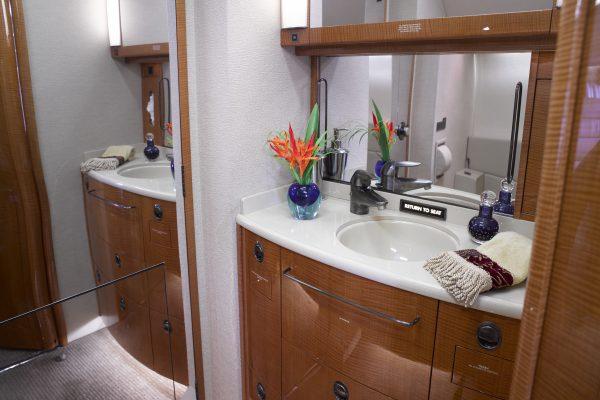 PRIVAIRA F2000 N420LM lavatory