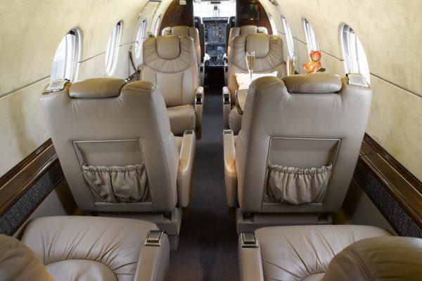 PRIVAIRA H400 N10LX cabin