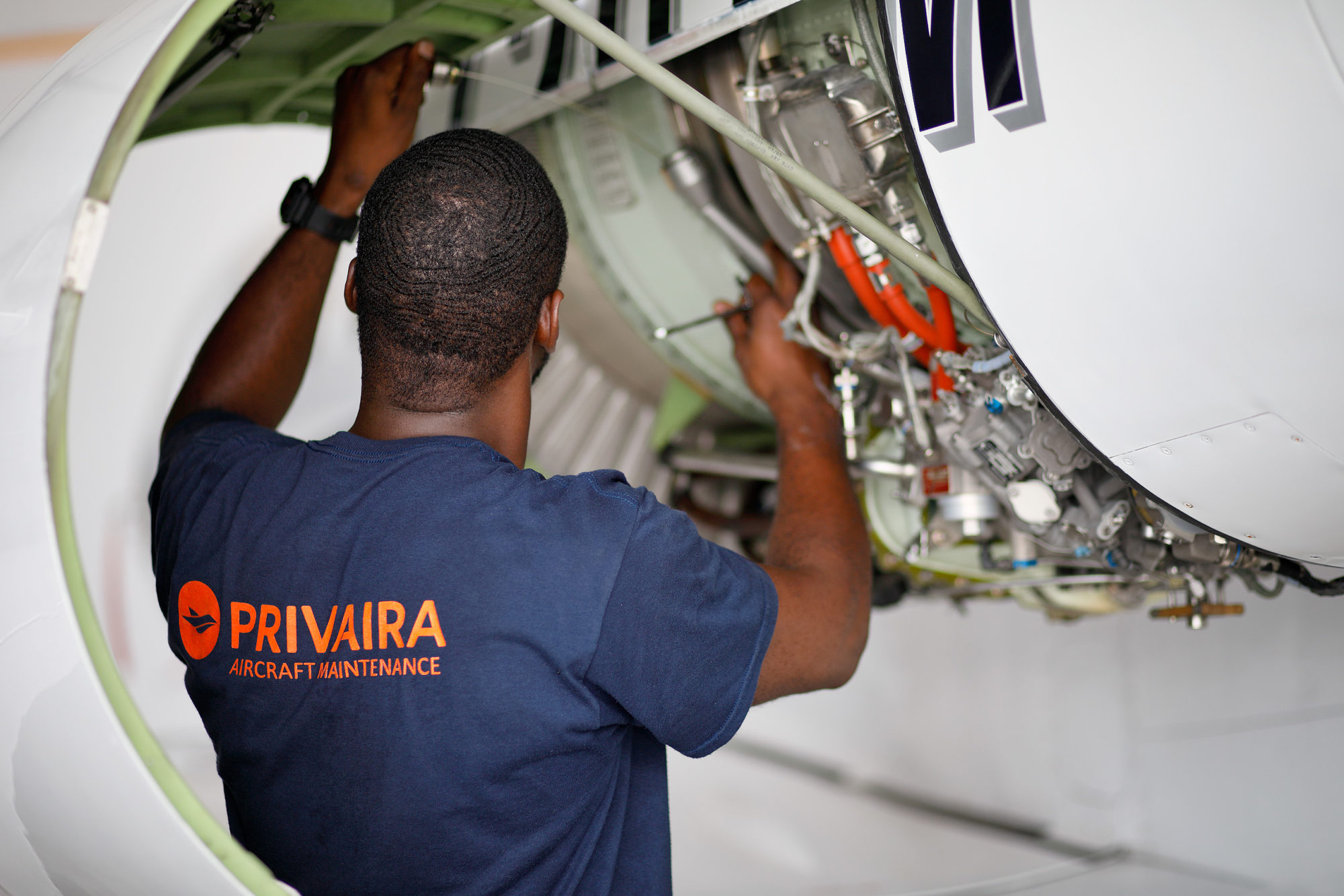 Privaira mechanic safety check