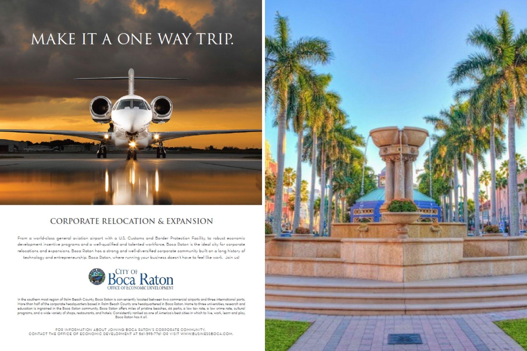 Privaira partnership with the City of Boca Raton