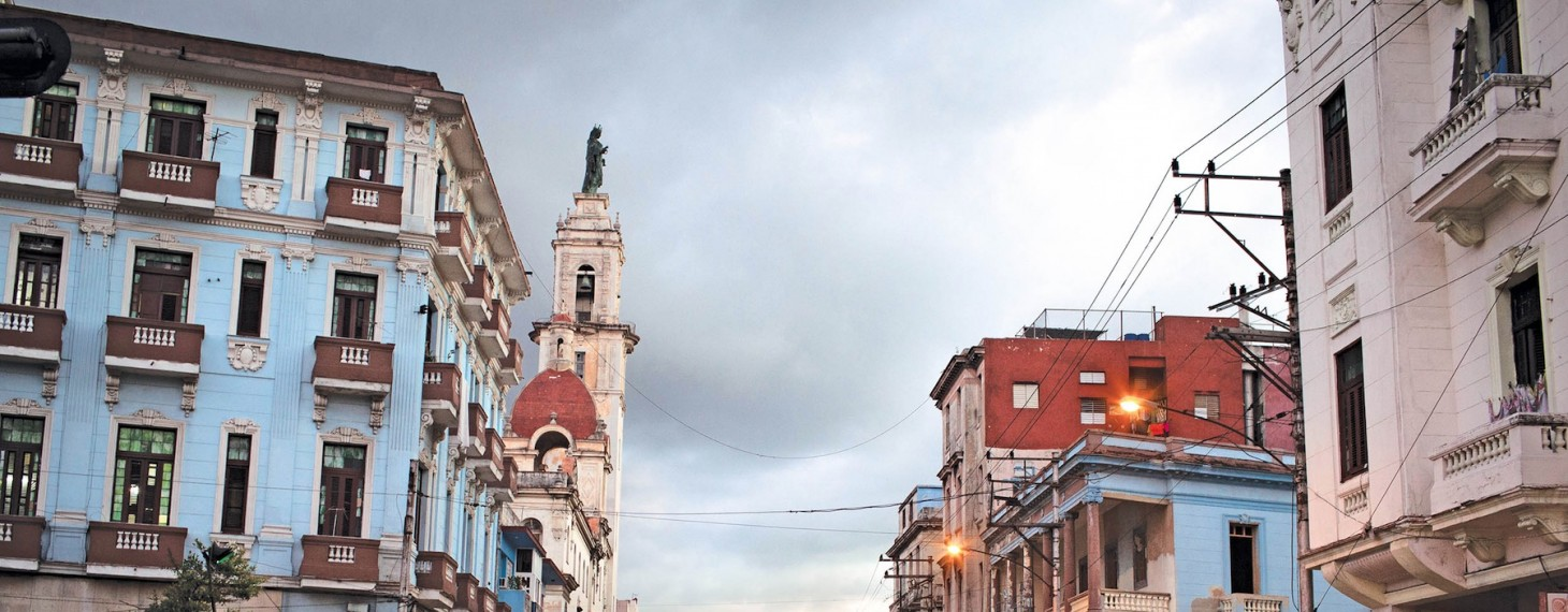 Round trip Cuba with Privaira